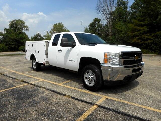 2011 Chevrolet Silverado 2500HD Work Truck Ext. Cab 2WD