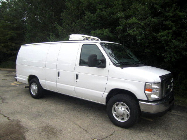 2013 Ford Econoline E-250 EXTENDED REFRIGERATED CARGO VAN