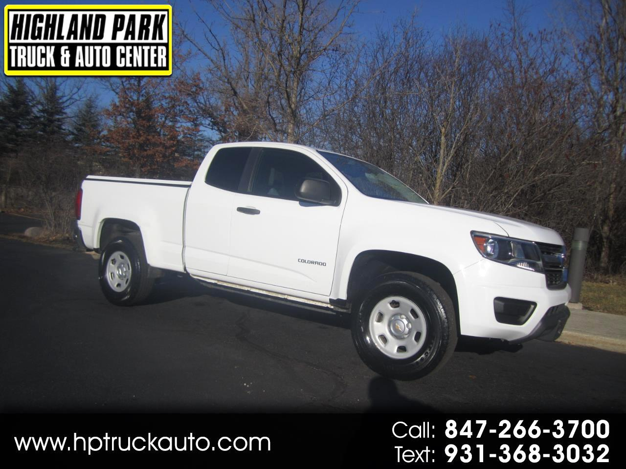 2015 Chevrolet Colorado LT EXT CAB 2WD