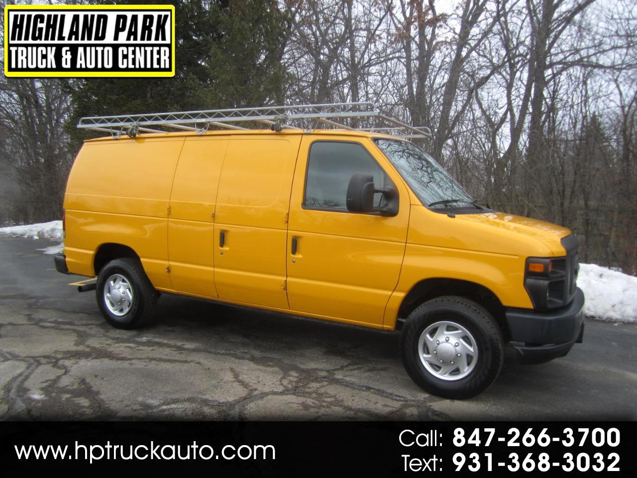 2013 Ford Econoline E-350 Super Duty
