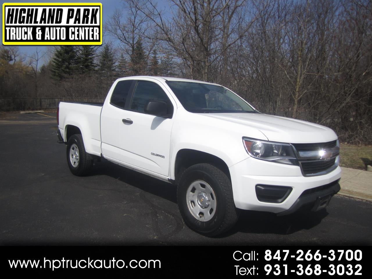 2015 Chevrolet Colorado LT EXT CAB RWD