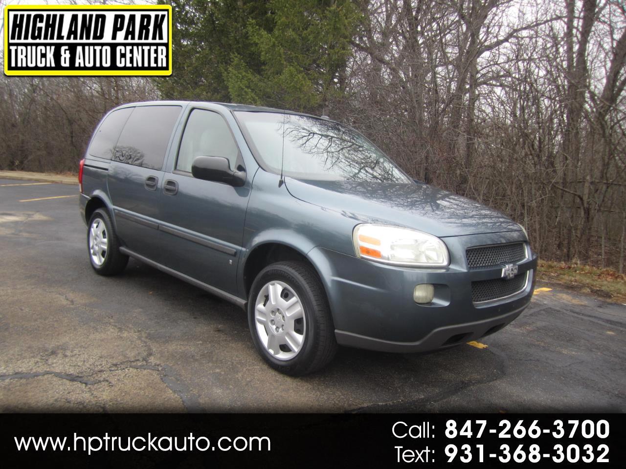 2007 Chevrolet Uplander LS 1LS