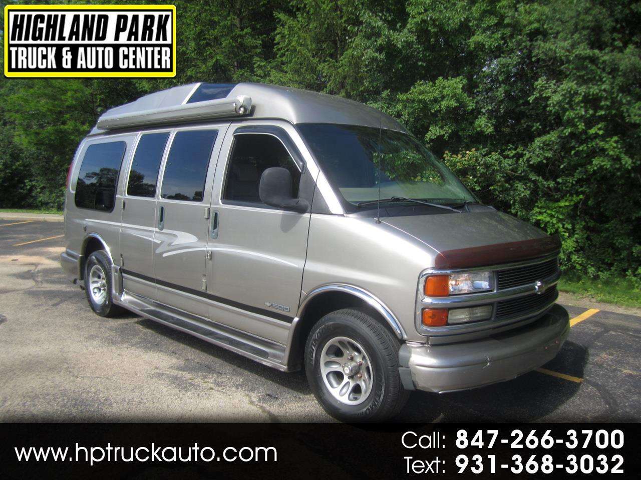 2001 Chevrolet Express 1500 CUSTOM CONVERSION VAN