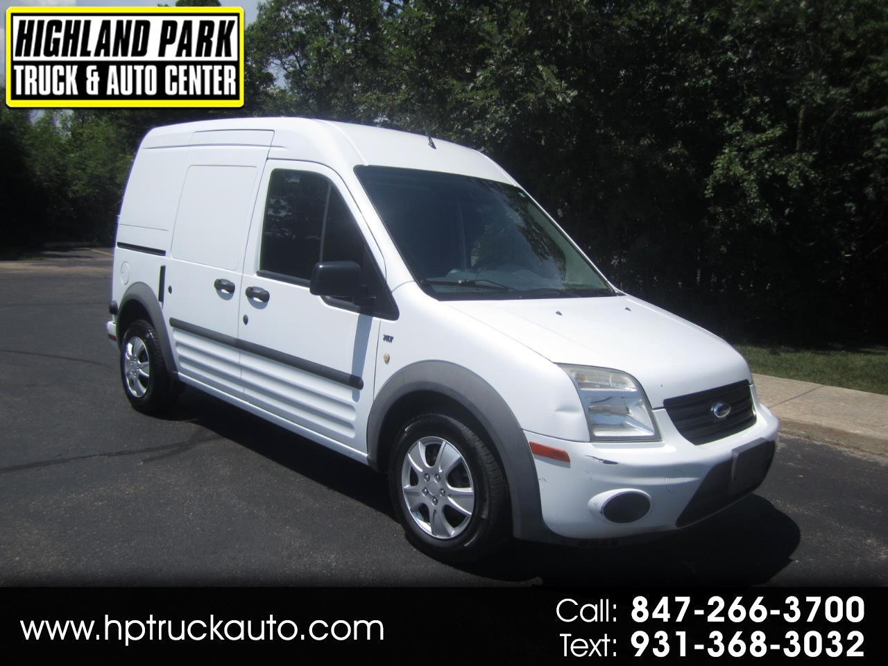 2011 Ford Transit Connect XLT W/ NO WINDOWS