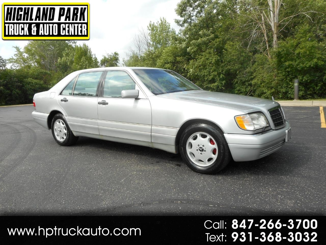 Mercedes-Benz S-Class 1997 for Sale in Highland Park, IL