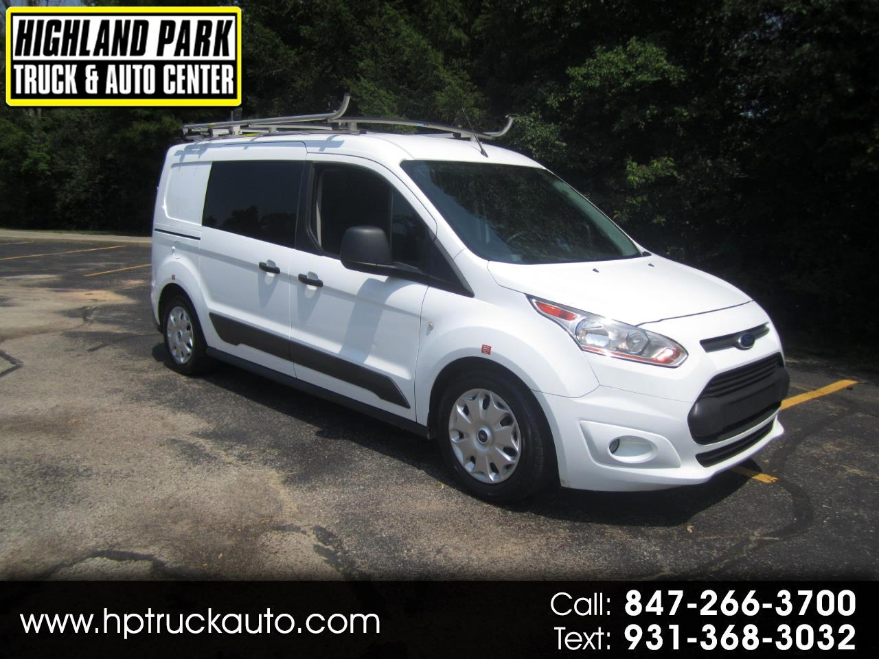 2016 Ford Transit Connect CARGO VAN XLT CARGO