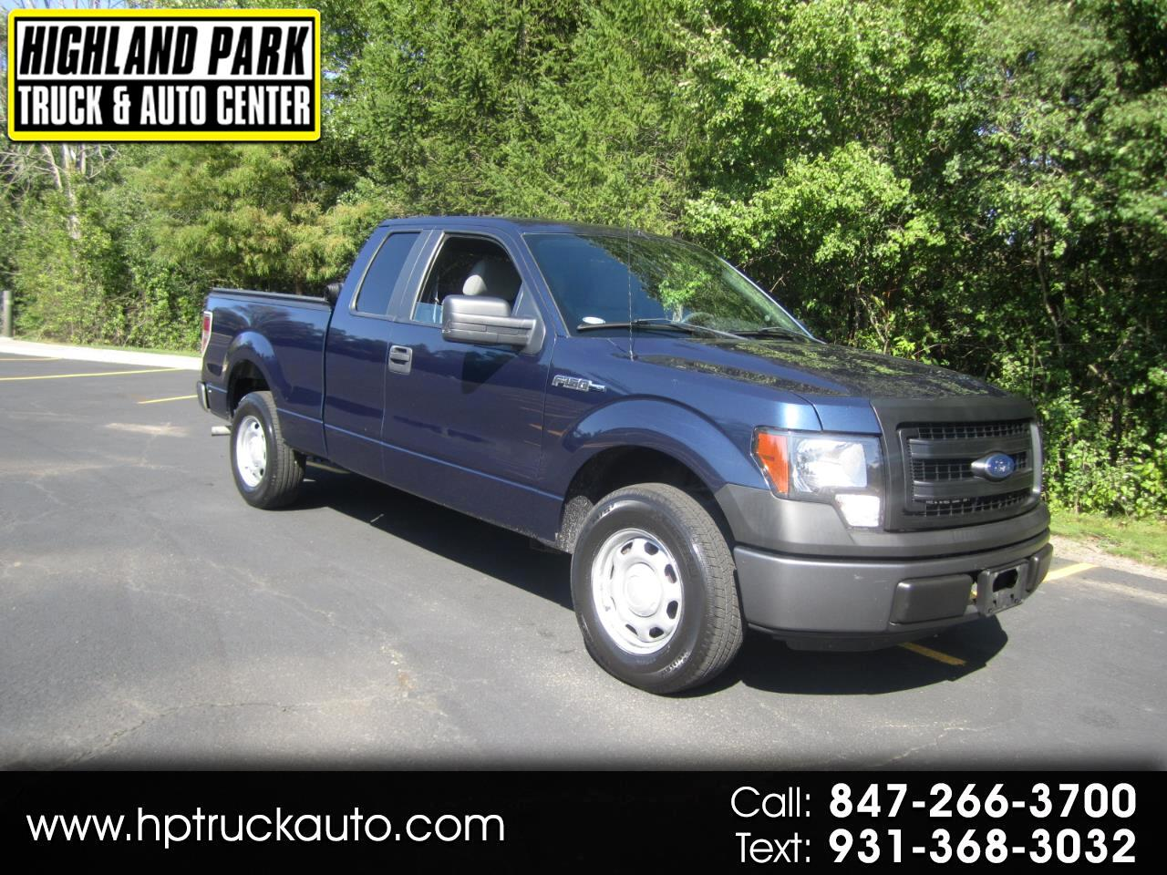 2013 Ford F-150 EXT CAB XL
