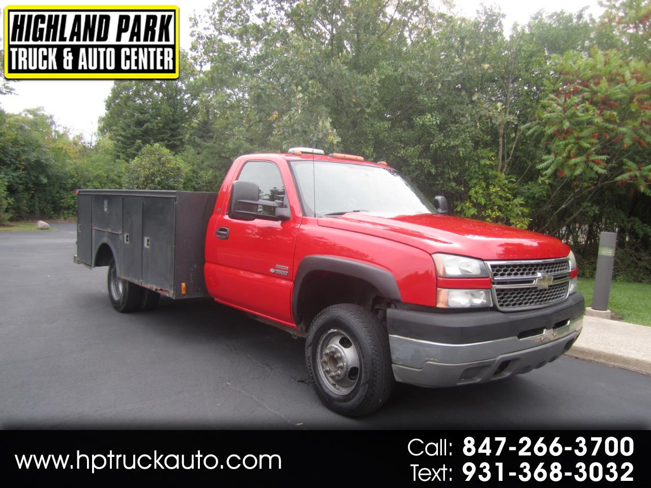 Chevrolet Silverado 3500 Regular Cab 2WD 2005
