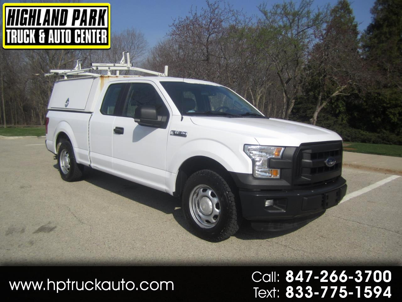 Ford F-150 XL SuperCab 6.5-ft. Bed 2WD 2015