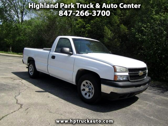 Chevrolet Silverado 1500 Long Bed 2WD 2006