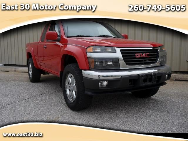 2010 GMC Canyon SLE-1 Ext. Cab 4WD