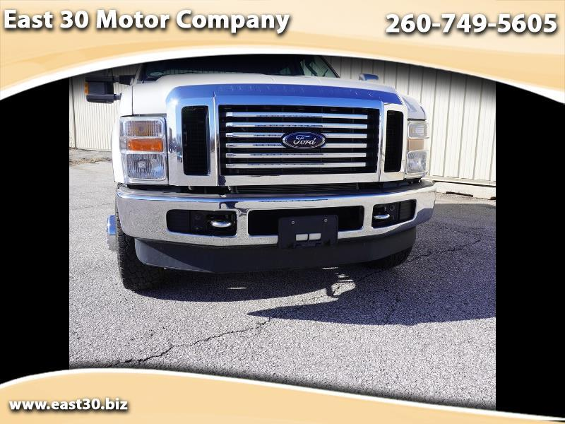 Ford F-350 SD XLT Crew Cab Long Bed DRW 4WD 2009