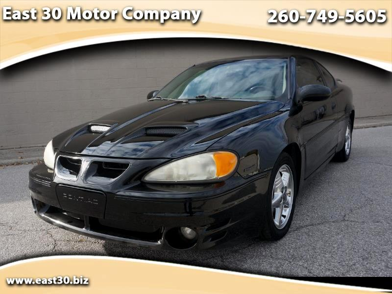 Pontiac Grand Am GT coupe 2003