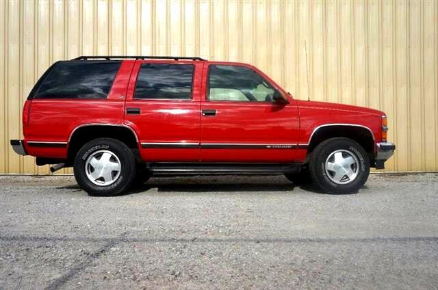 1999 Chevrolet Tahoe LS 4WD