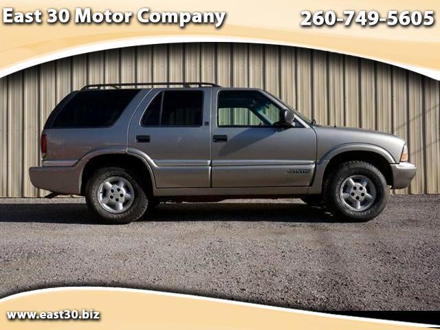 2000 GMC Jimmy 4WD