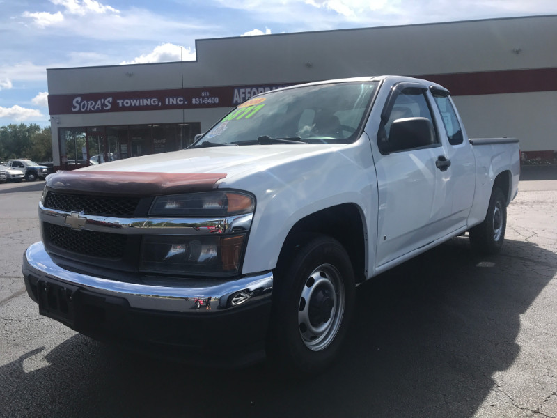 2008 Chevrolet Colorado Work Truck Ext. Cab 2WD