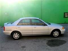 2000 Mazda Protege