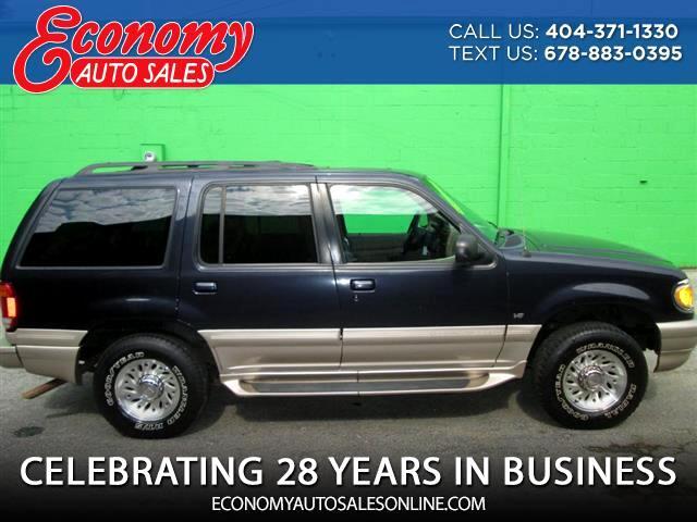 1999 Mercury Mountaineer 2WD