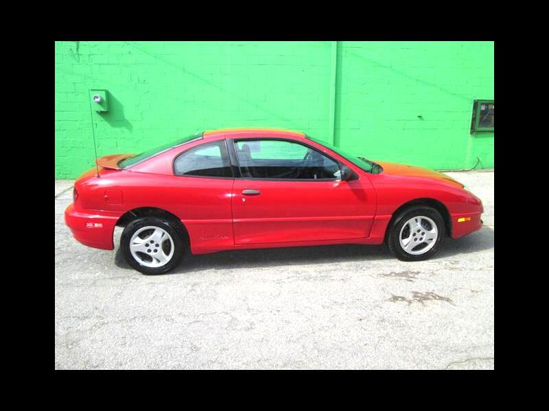 2005 Pontiac Sunfire Coupe w/1SV