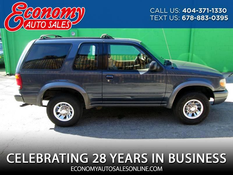 1999 Ford Explorer Sport 2WD