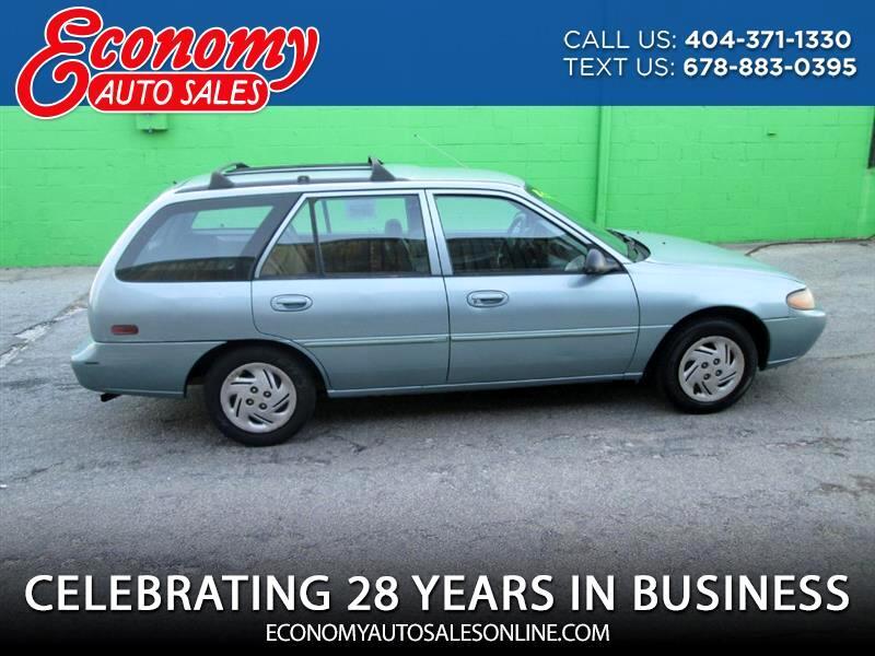 1998 Ford Escort Wagon SE