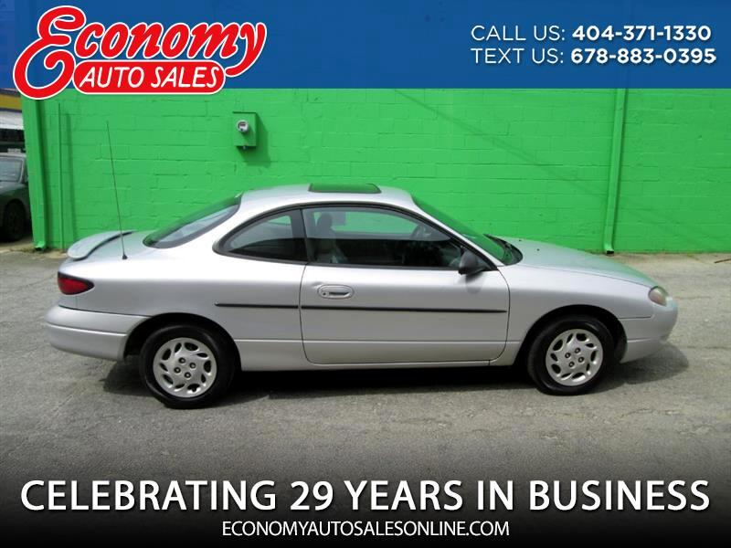 1998 Ford Escort ZX2 Hot