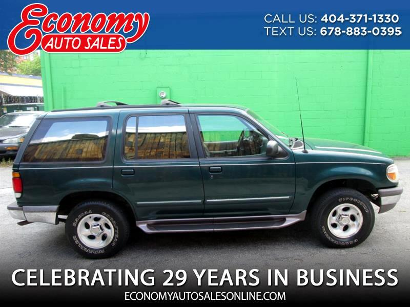 1996 Ford Explorer XL 4-Door 2WD