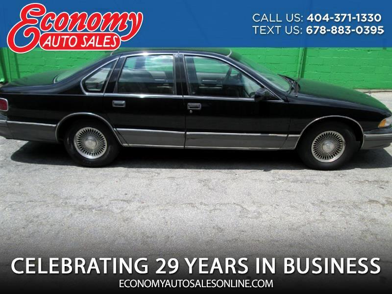 1995 Chevrolet Caprice Classic SN