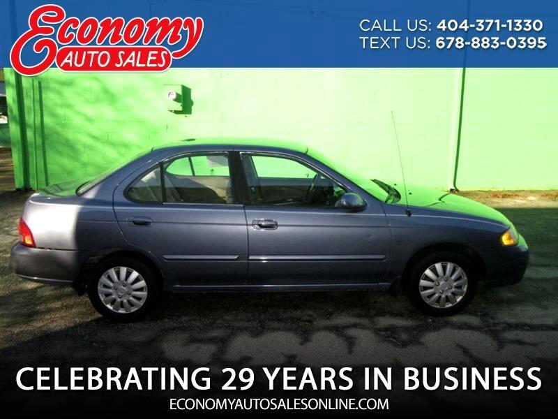 2000 Nissan Sentra XE