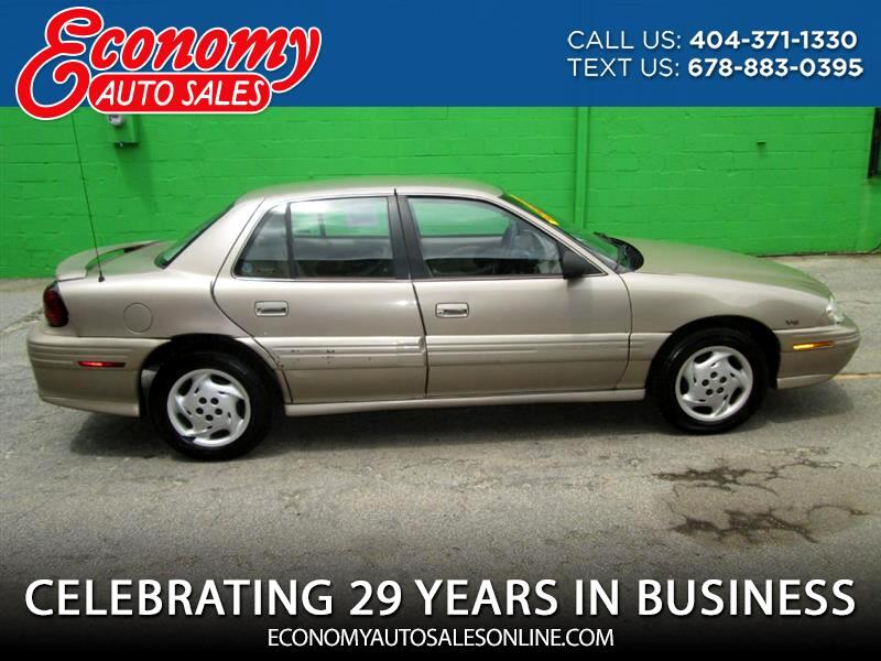 1996 Pontiac Grand Am SE Sedan