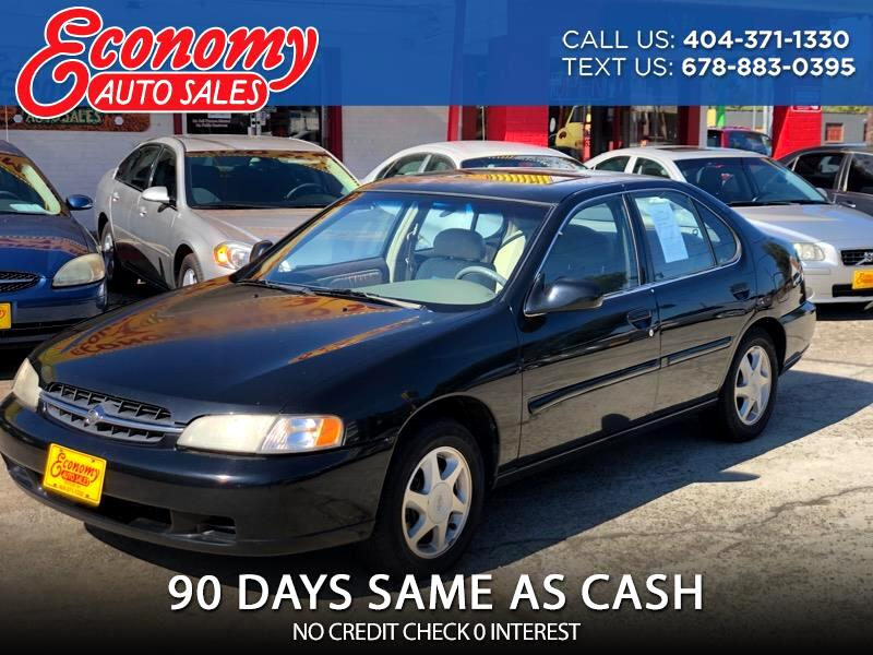 Nissan Altima XE 1999