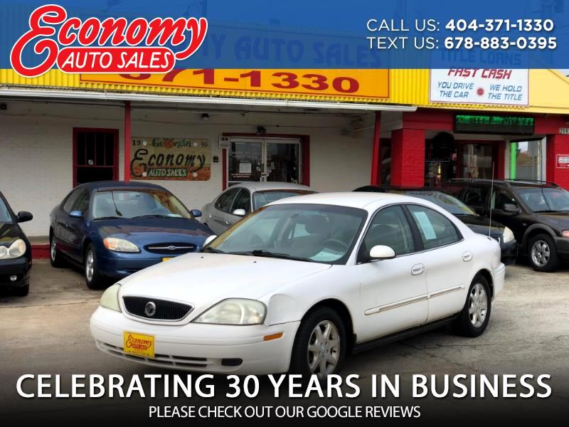 Mercury Sable GS Plus 2002