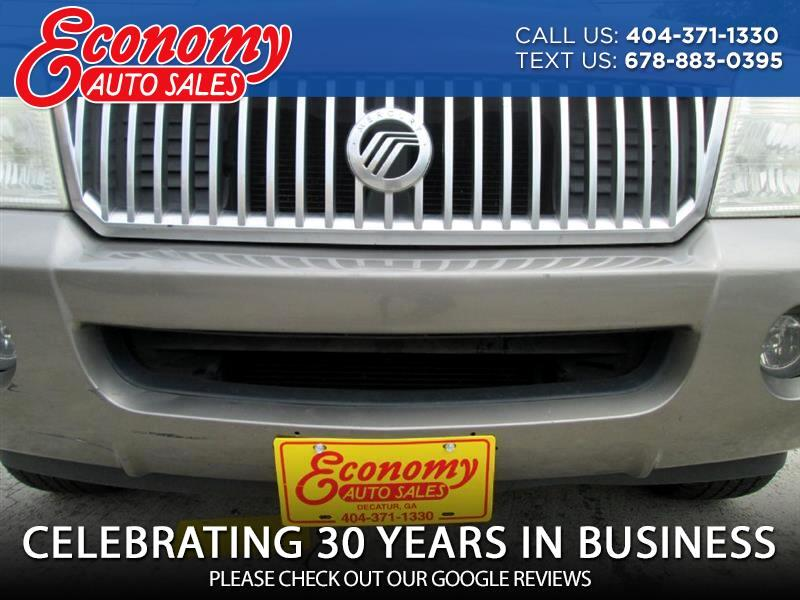 Mercury Mountaineer Convenience 4.0L 2WD 2003