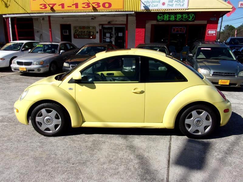 Volkswagen New Beetle GLX 2000
