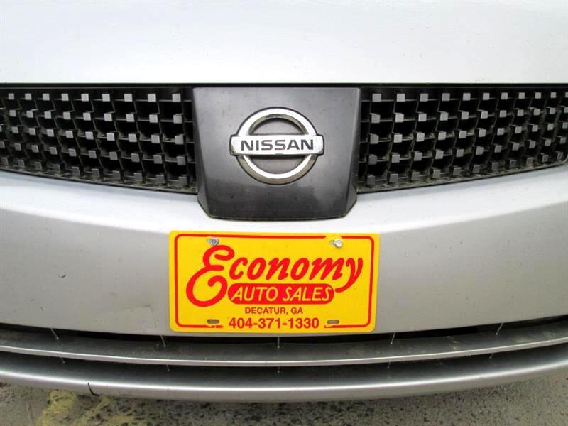 Nissan Quest 3.5 S 2004