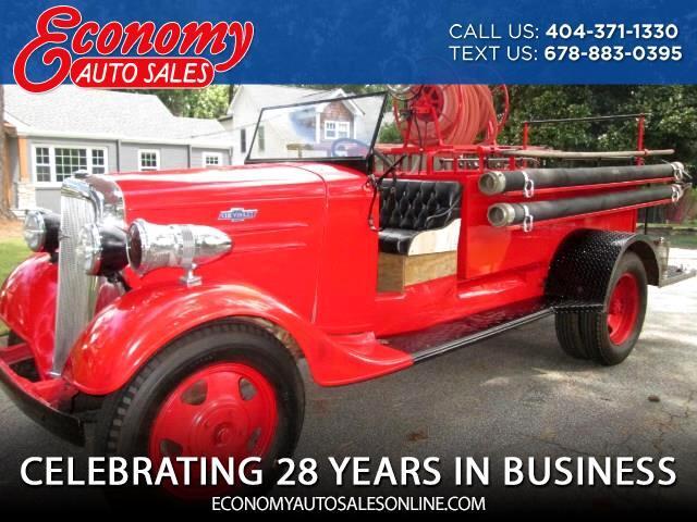 1936 Chevrolet Trucks C30 Dually