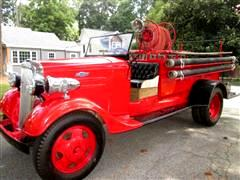 1936 Chevrolet Trucks C30 Dually