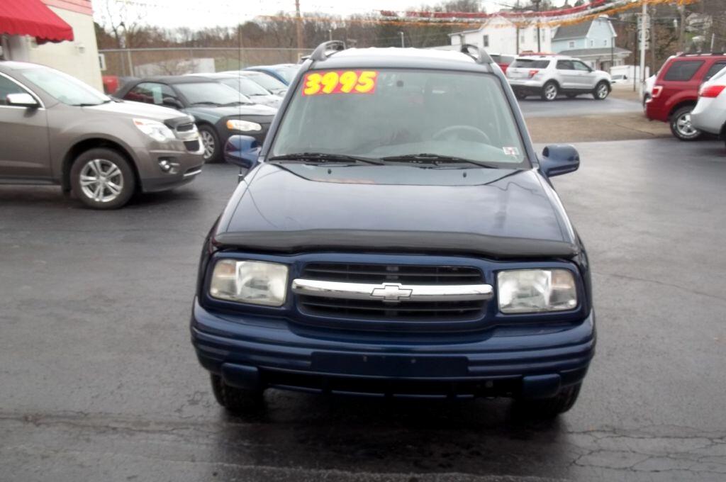 2003 Chevrolet Tracker LT 4-Door 4WD