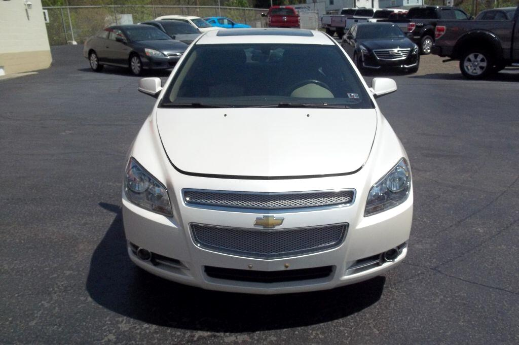 2011 Chevrolet Malibu LTZ