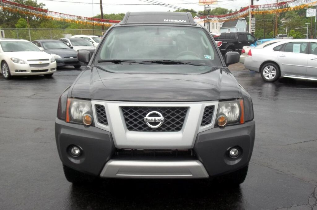 2010 Nissan Xterra Off-Road 4WD