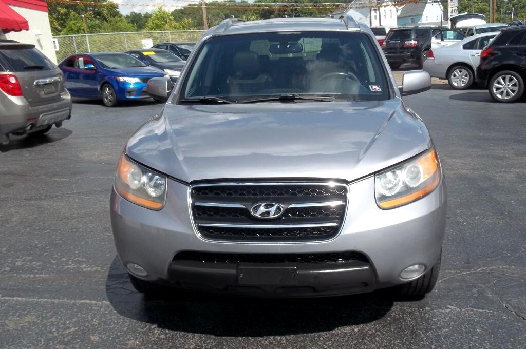 2008 Hyundai Santa Fe SE AWD