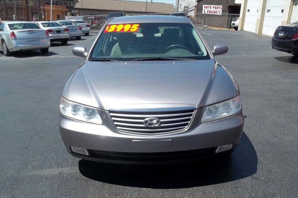 Hyundai Azera 4dr Sdn 3.3L GLS w/XM 2007