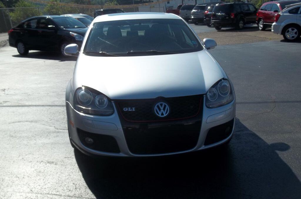2007 Volkswagen Jetta GLI