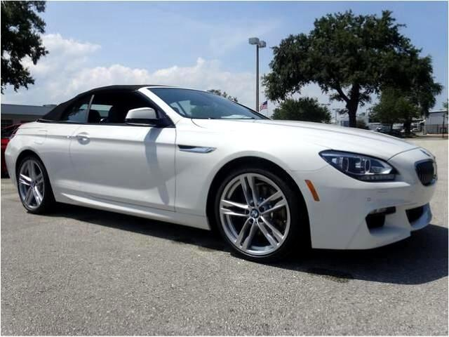 2018 BMW 6-Series 650i xDrive Convertible