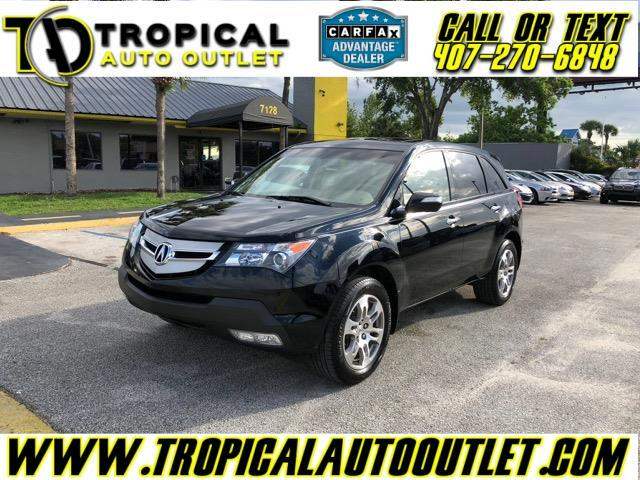 2008 Acura MDX 9-Spd AT SH-AWD w/Tech & AcuraWatch Plus