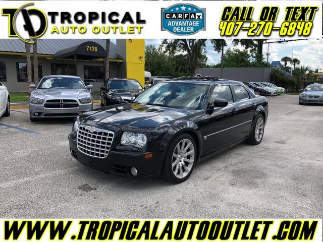 2006 Chrysler 300 4dr Sdn V8 SRT8 RWD
