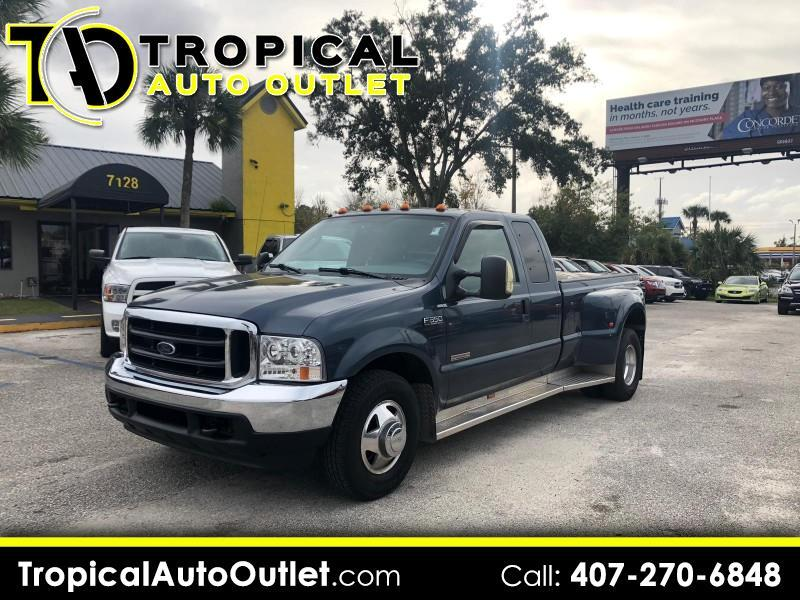 2004 Ford F-350 SD XL SuperCab Long Bed 2WD DRW