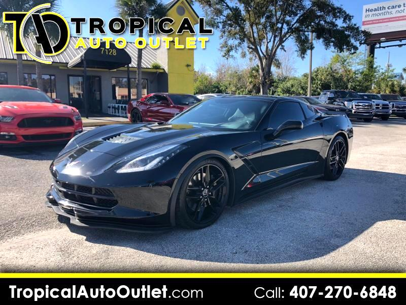 2014 Chevrolet Corvette Stingray Z51 2LT Coupe Manual