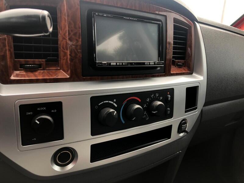 2006 Dodge Ram 1500 Laramie Mega Cab 4WD