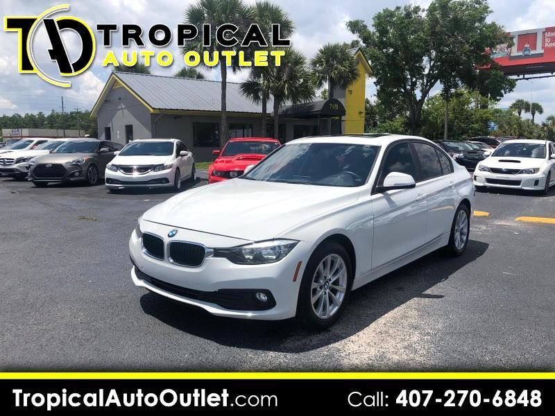 2016 BMW 3-Series 320i Sedan